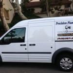 Orange County Plumber - Vechicle of Precicion Plumbing